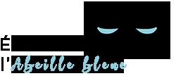 Éditions l'Abeille bleue Logo